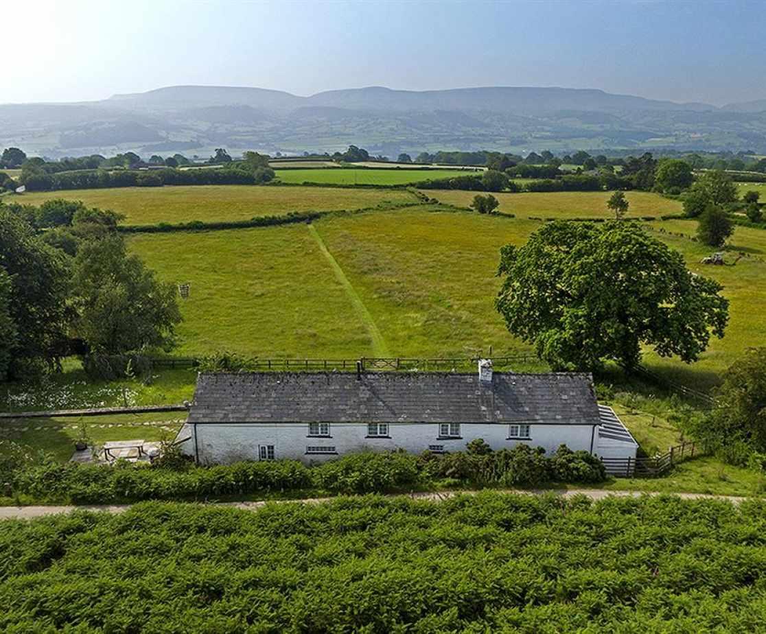 Hay on Wye Holiday home