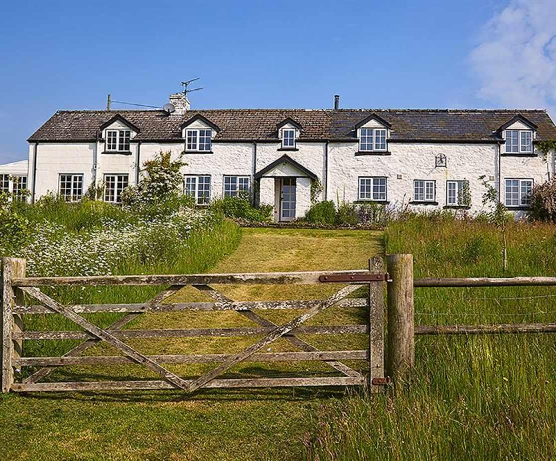 Holiday Home in Begwyn Hills
