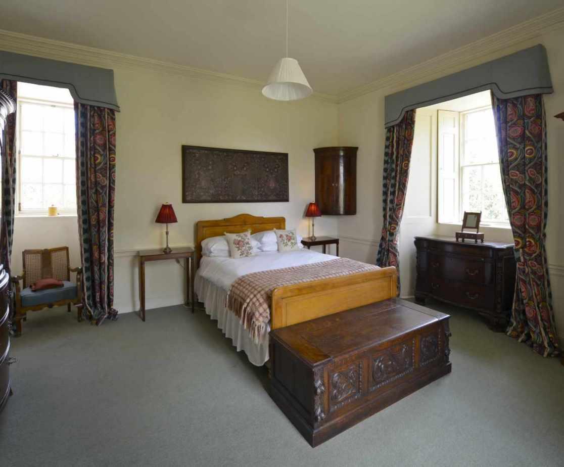 \'Preston\' double bedroom on the first floor