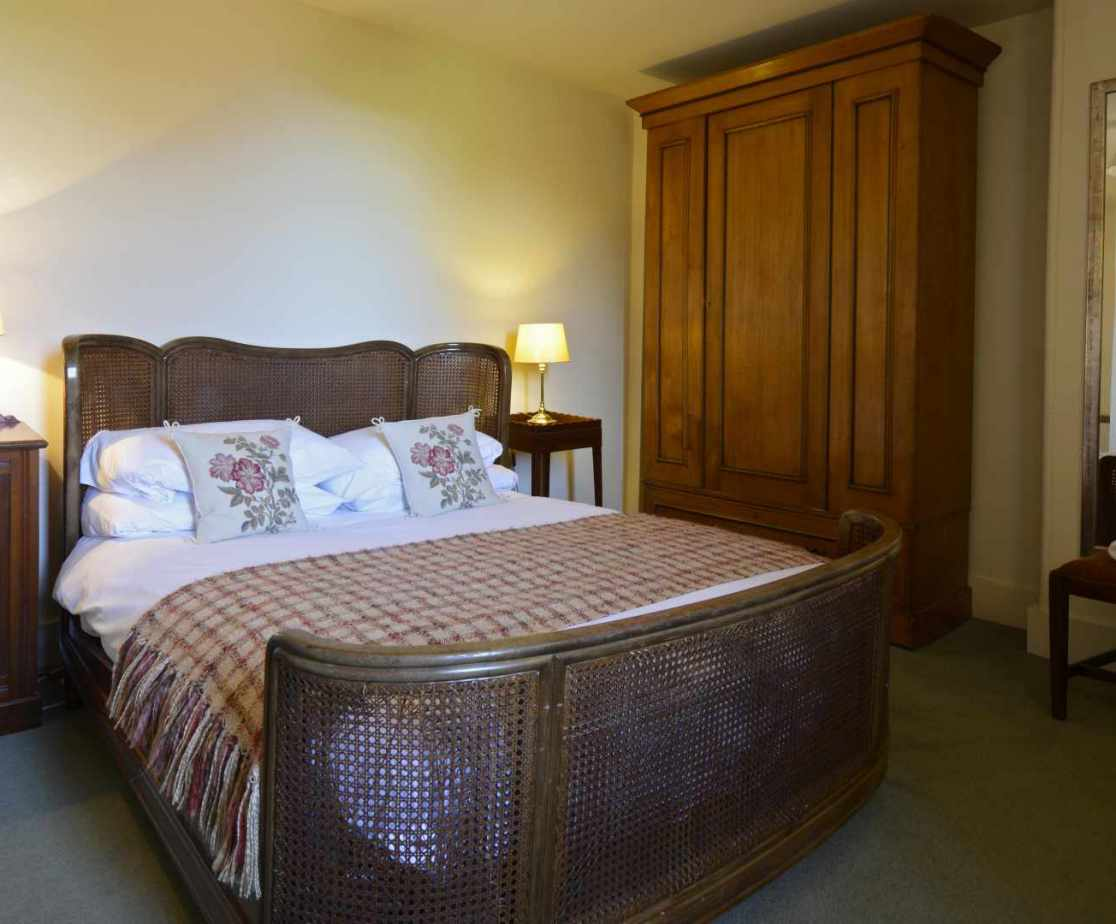\'Camaloun\' double bedroom on the third floor