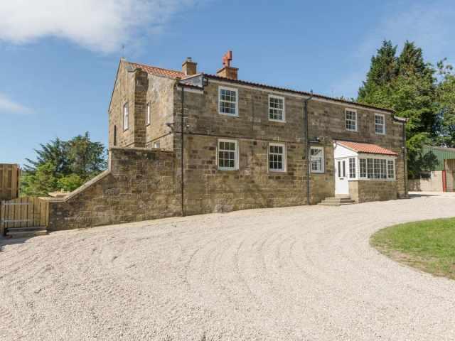 Impressive seven bedroomed farmhouse