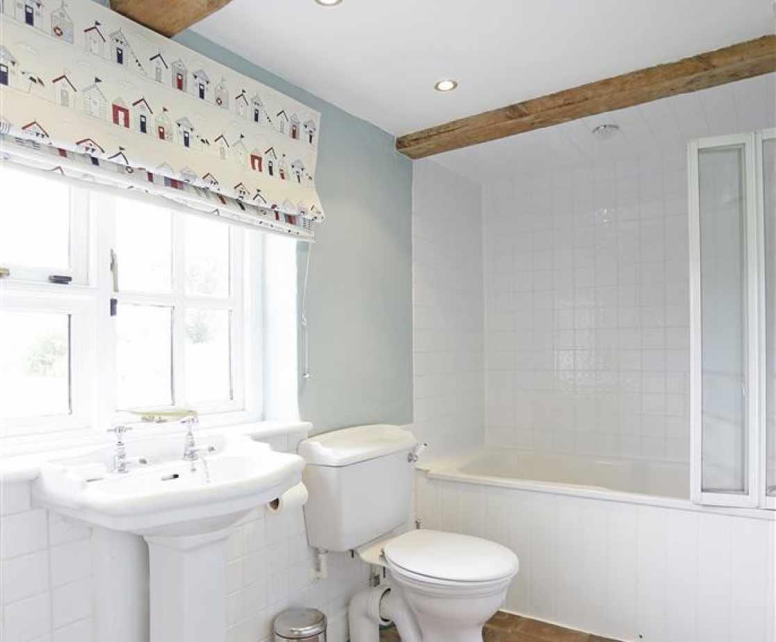 Ground Floor Bathroom - View 1