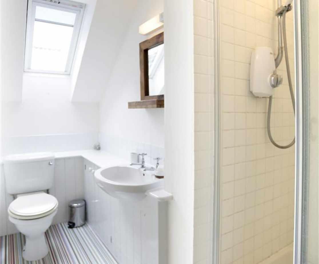 Shower Room on First Floor