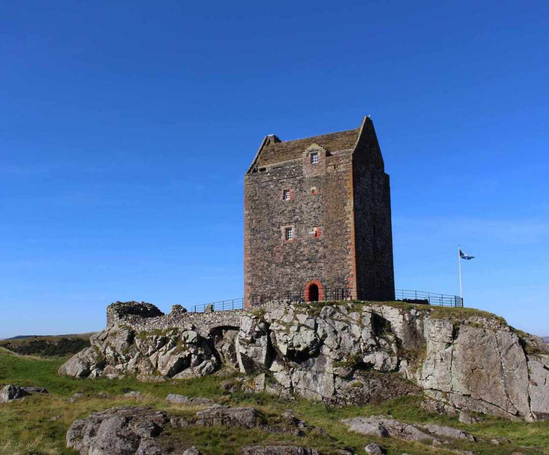 Why not compare castles at Smailhom Tower