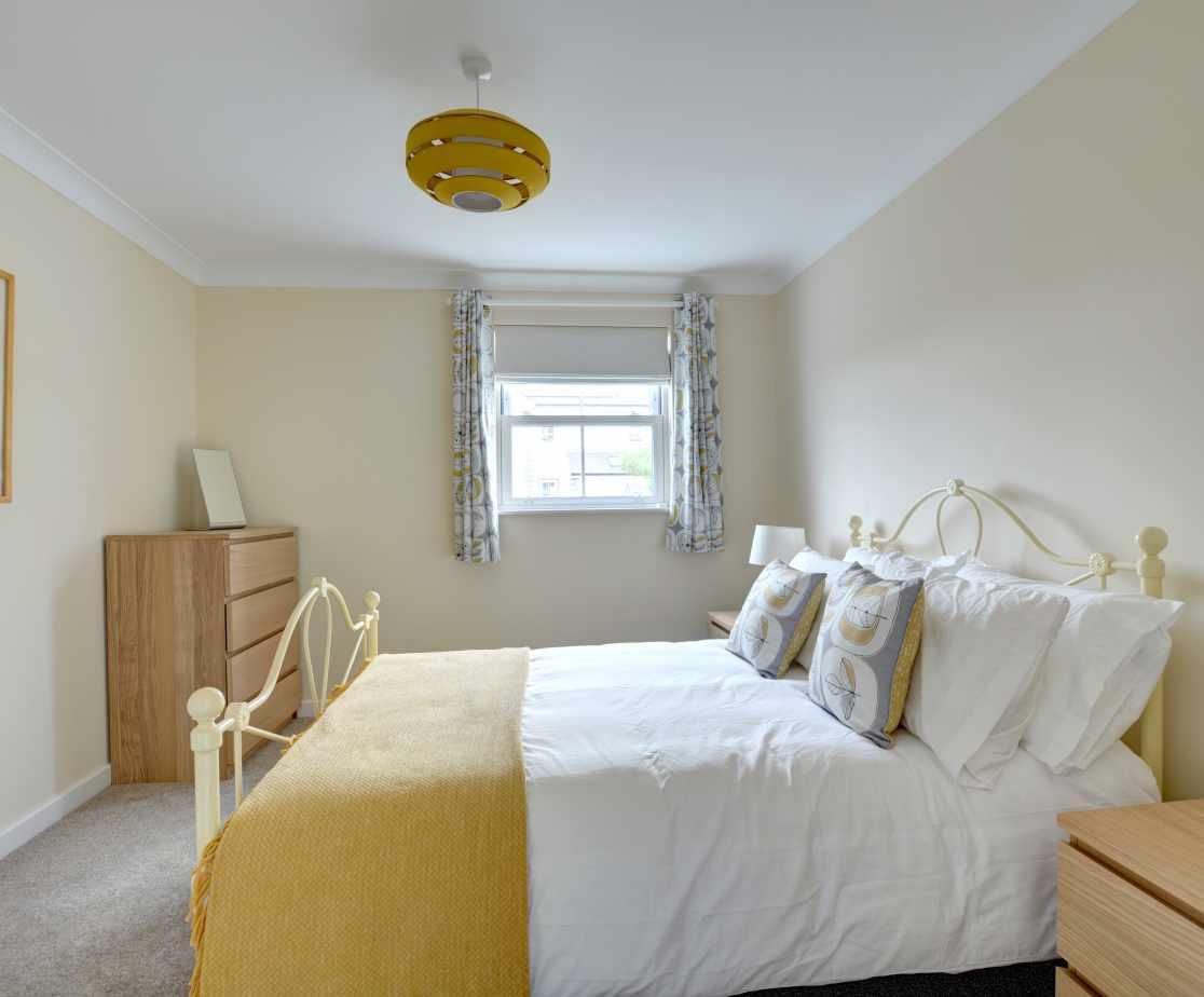 double bedroom alternate view
