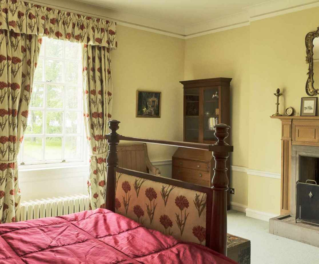 Bedroom 3, a cosy double room on the first floor