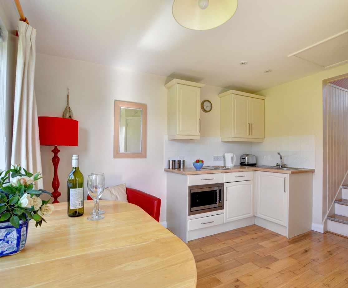 Garden Room - Kitchen Area
