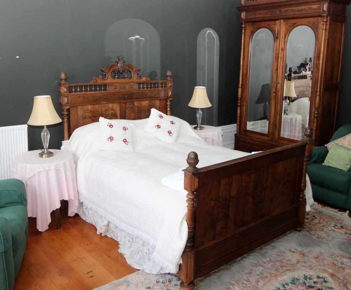 Room no 1, ground floor double bedroom