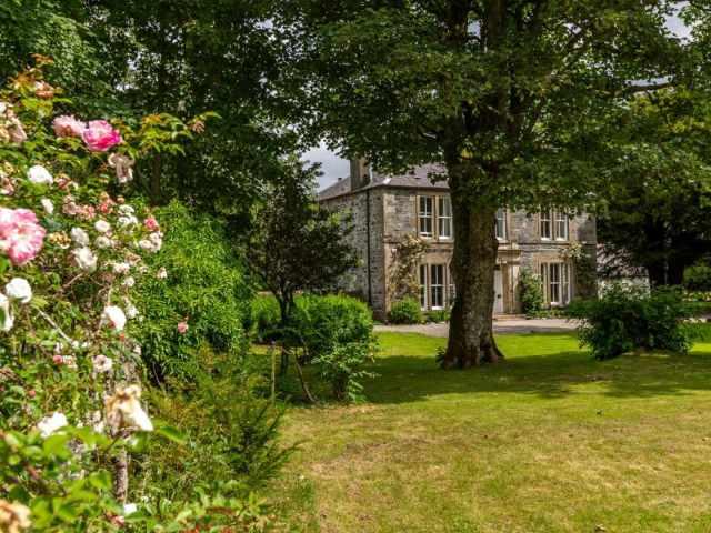 Elegant Georgian Rectory, Southern Scotland
