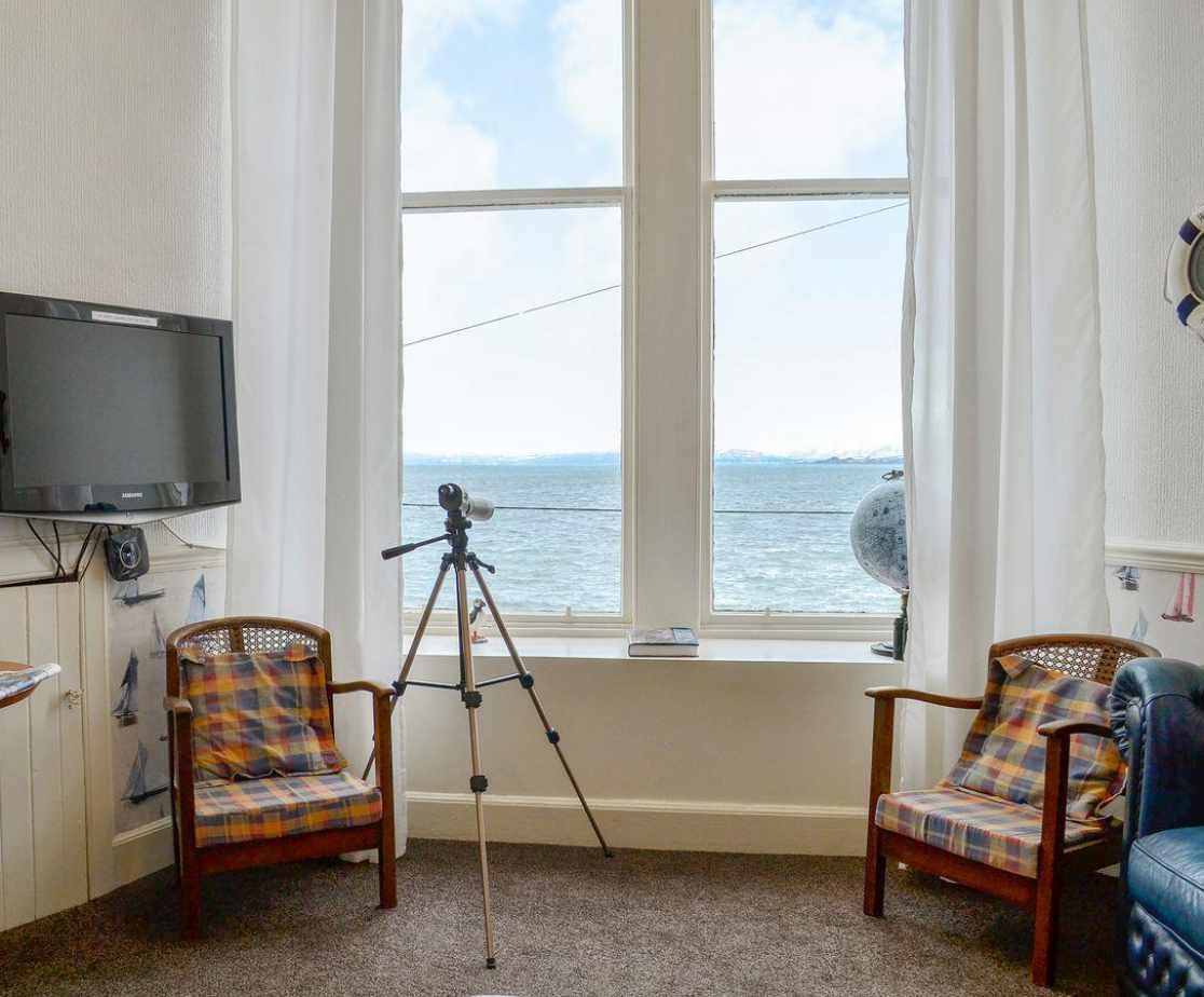 Wonderful sea views throughout the property