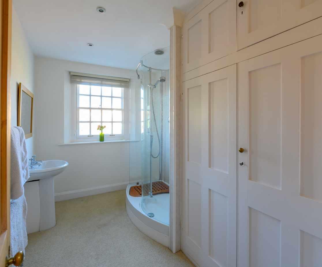Dressing/Shower Room