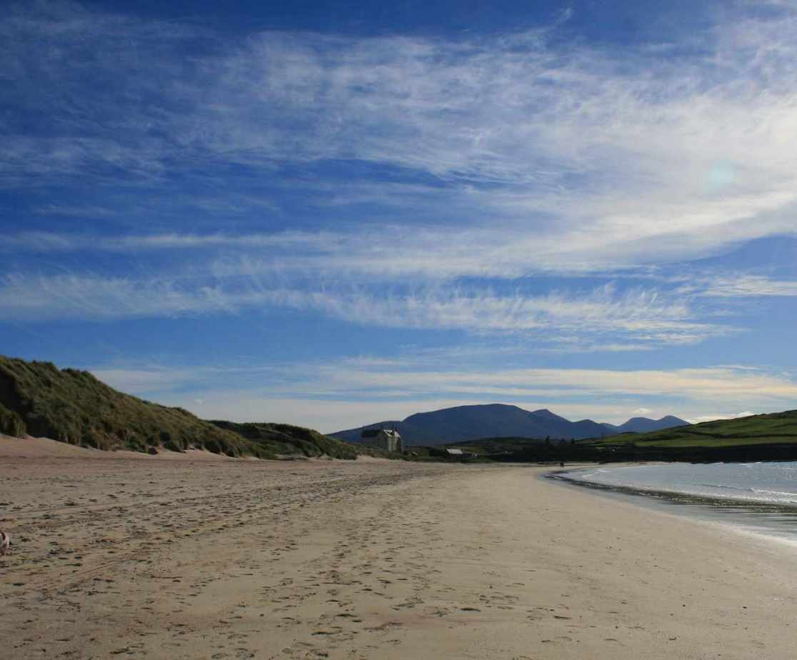 Walk the beach at Durness