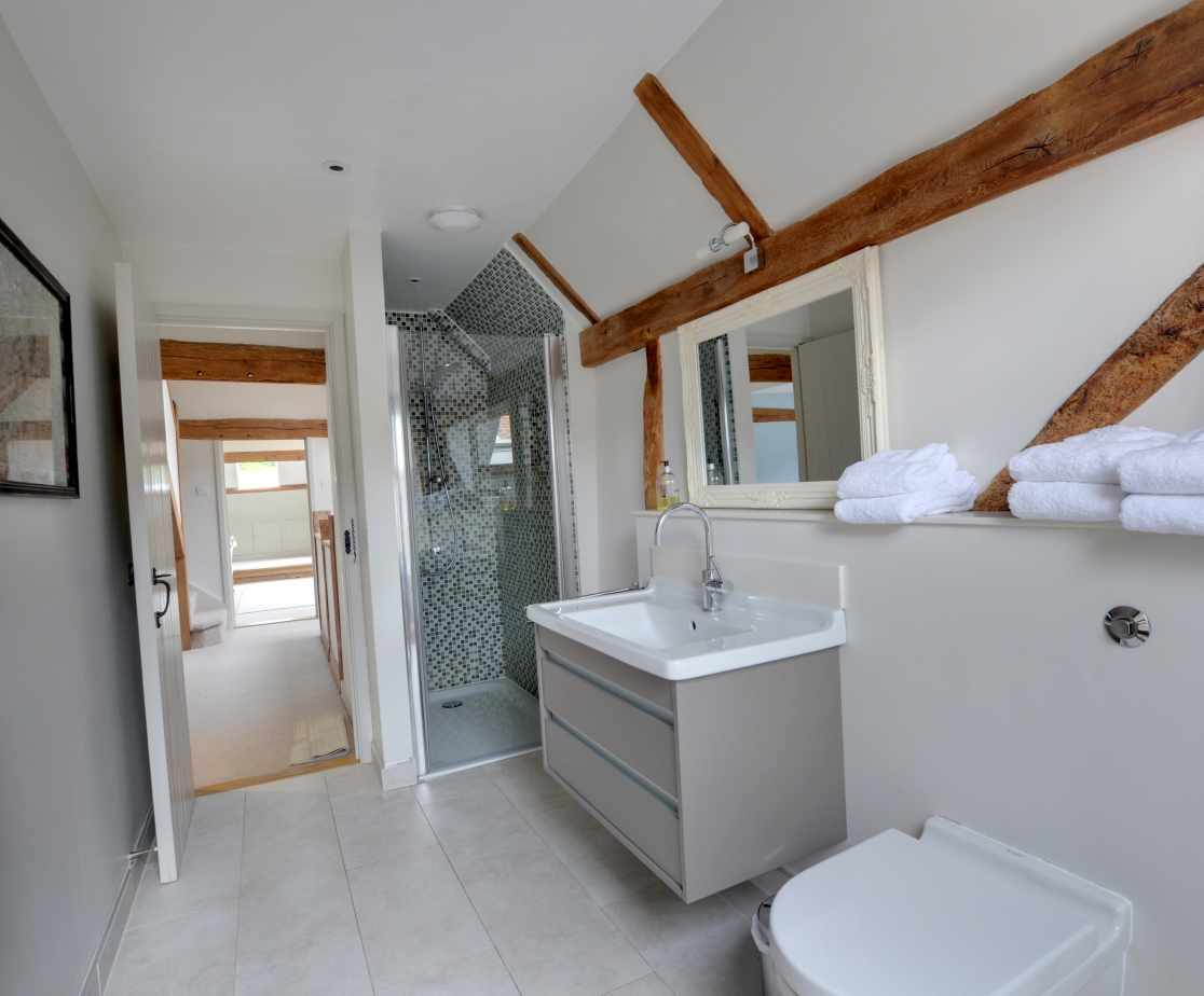 Farm Bathroom - View 2