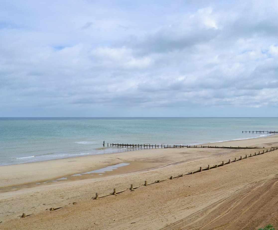 Bacton beach, Norfolk