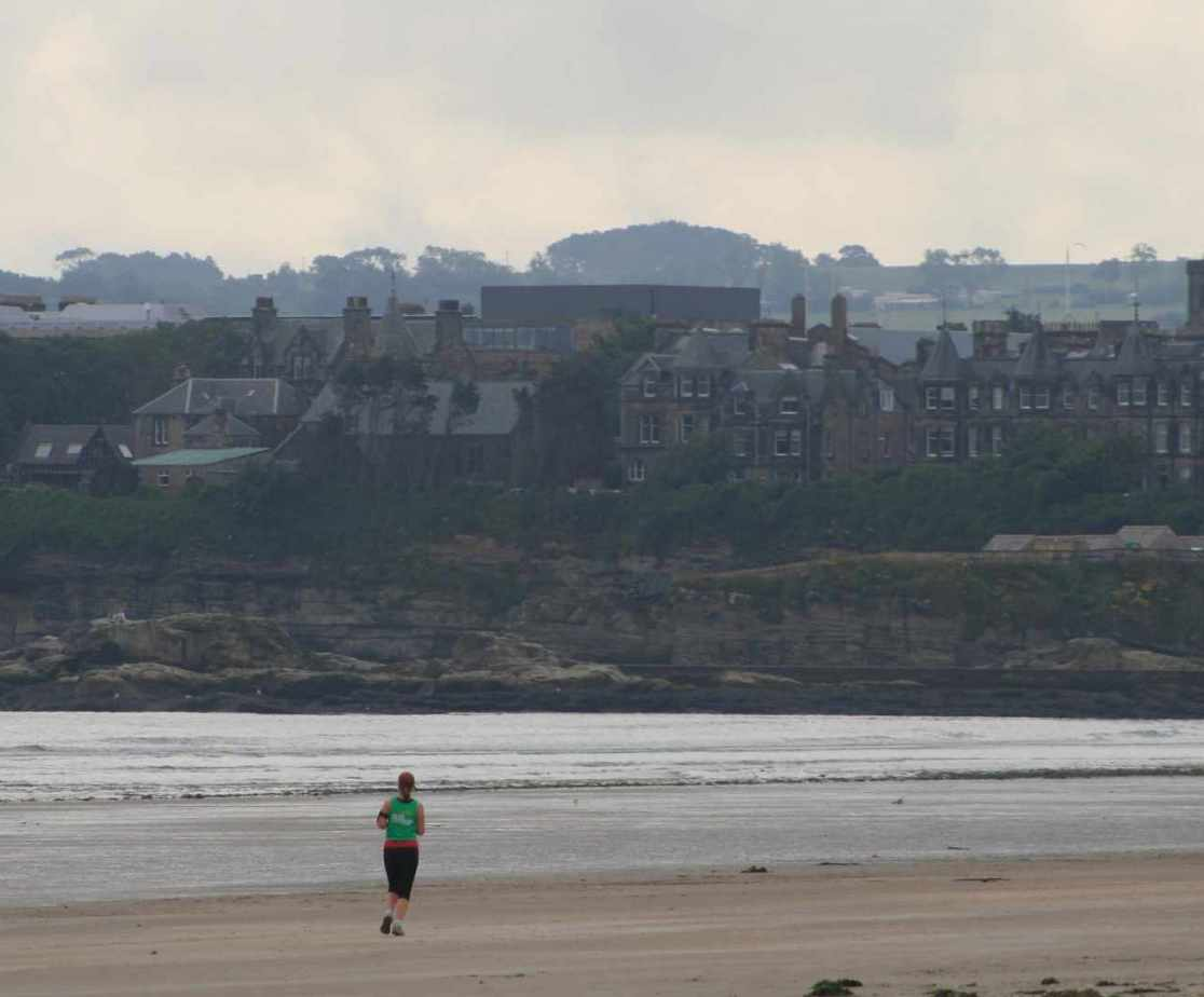 Or recreate that \'Chariots of Fire\' scene at the sands at St Andrews