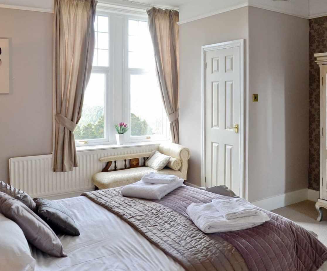 Lovely dopuble bedroom