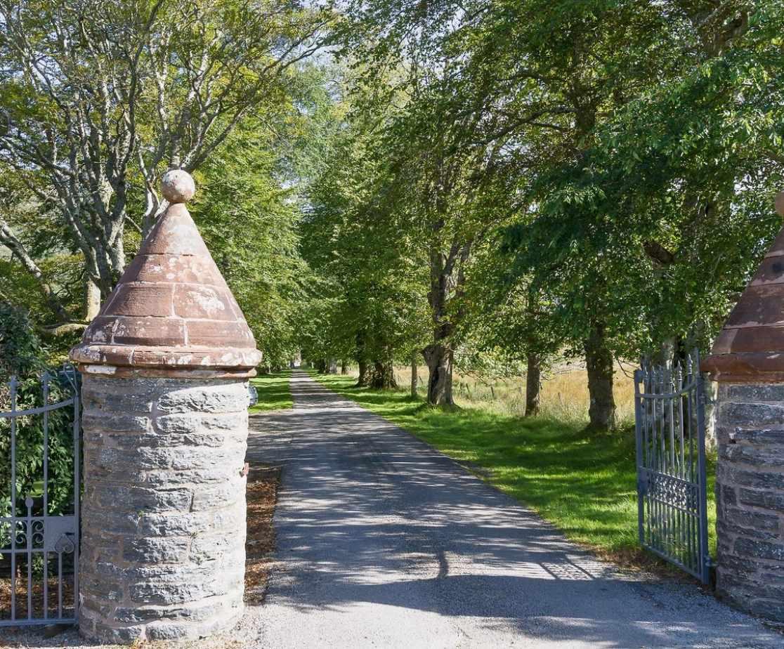 Kinlochmoidart House, Nr. Lochailort