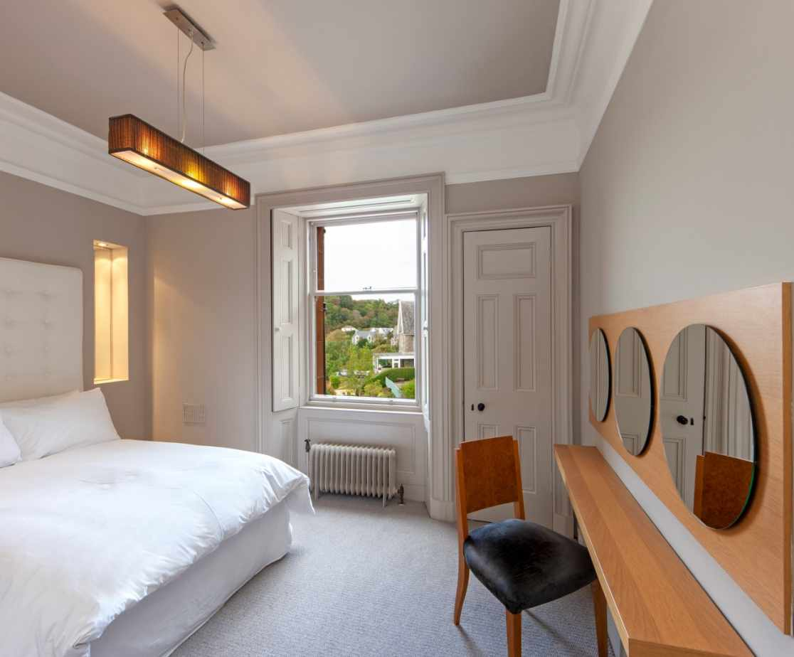 All the bedrooms are beautifully styled with luxury furnishings and bed linen
