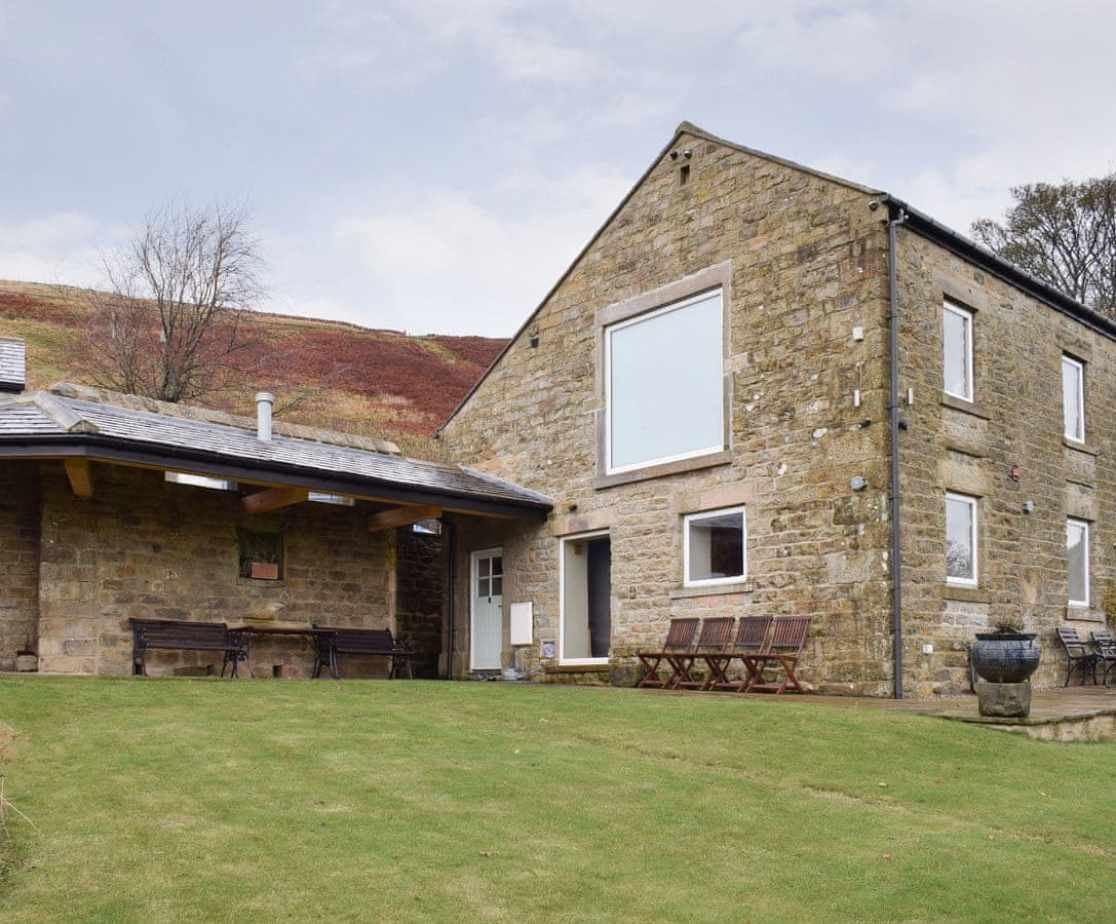 Delightful stone-built holiday home