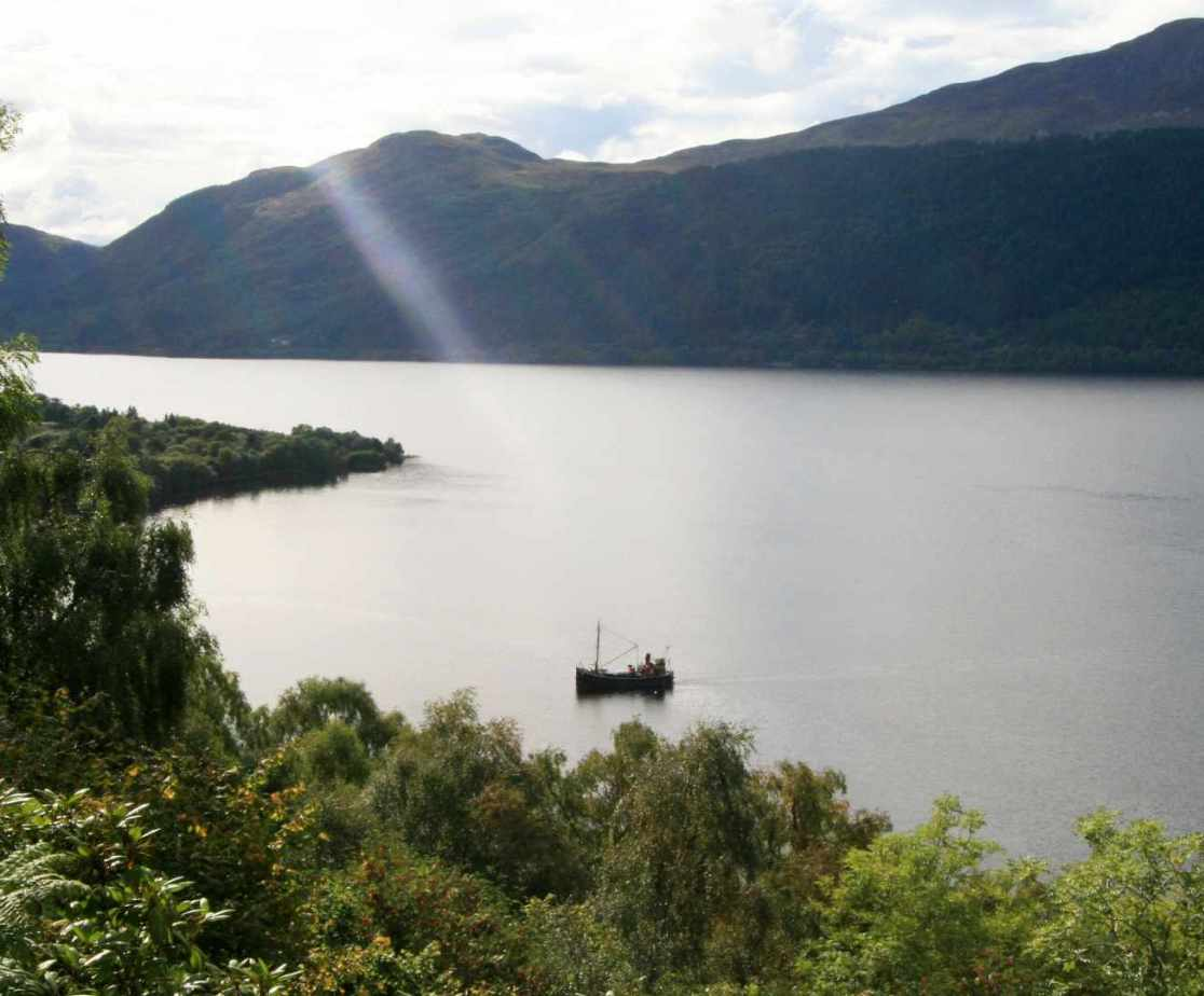 We\'ll give you a clue, it\'s the most famous loch in the world ...
