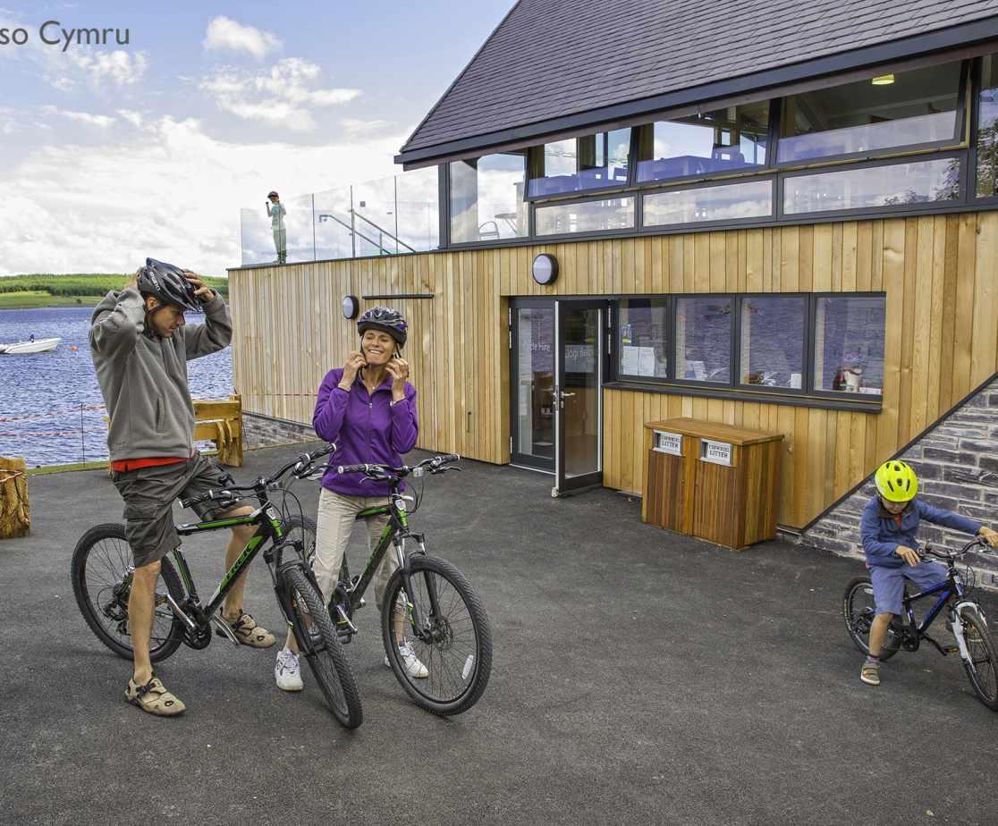 Llyn Brenig Lake Reservoir & Visitor Centre