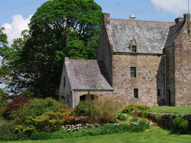 This Scottish Tower House is located in the South West of Scotland