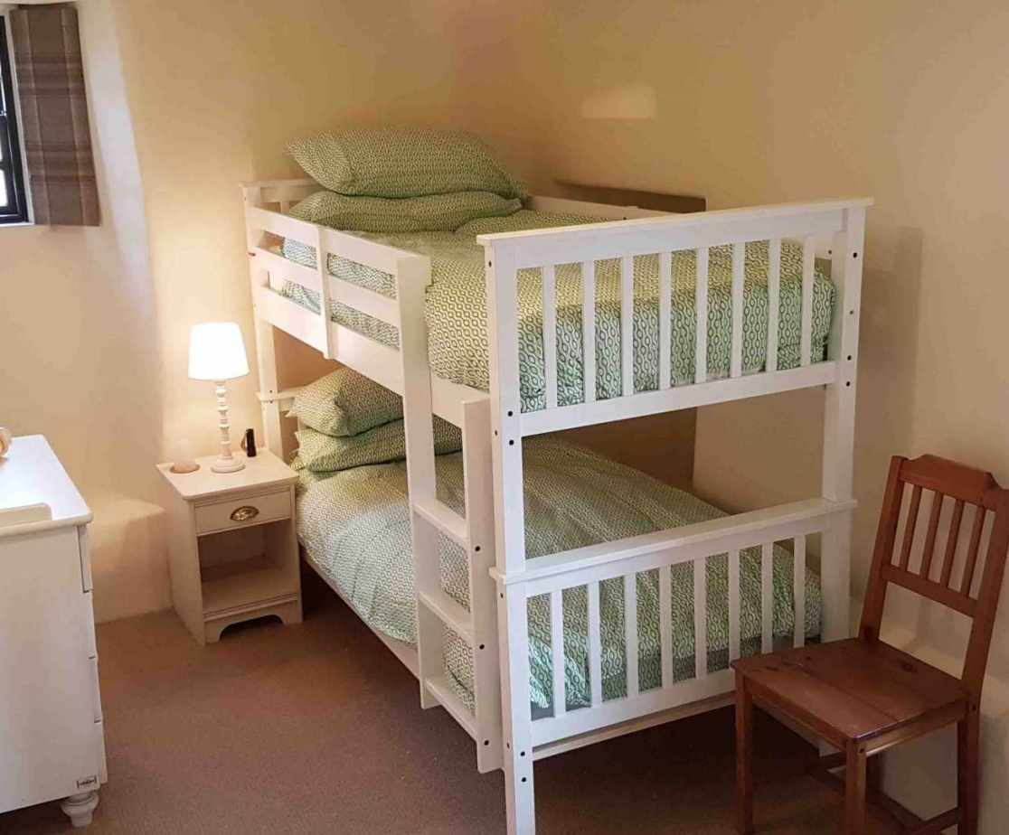Family room, with bunk bed, great for children!