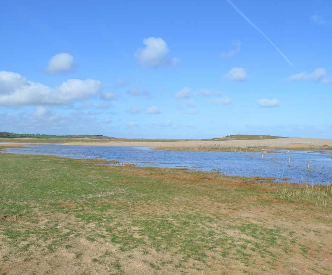 Marshes at Salthouse