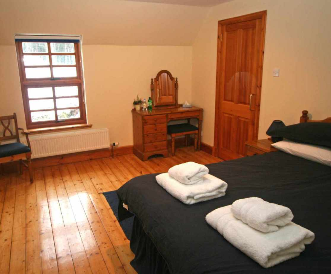 Room 4 is another well presented double room with en-suite bathroom