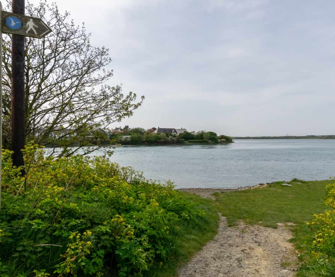 Wales Coast Path - on the doorstep