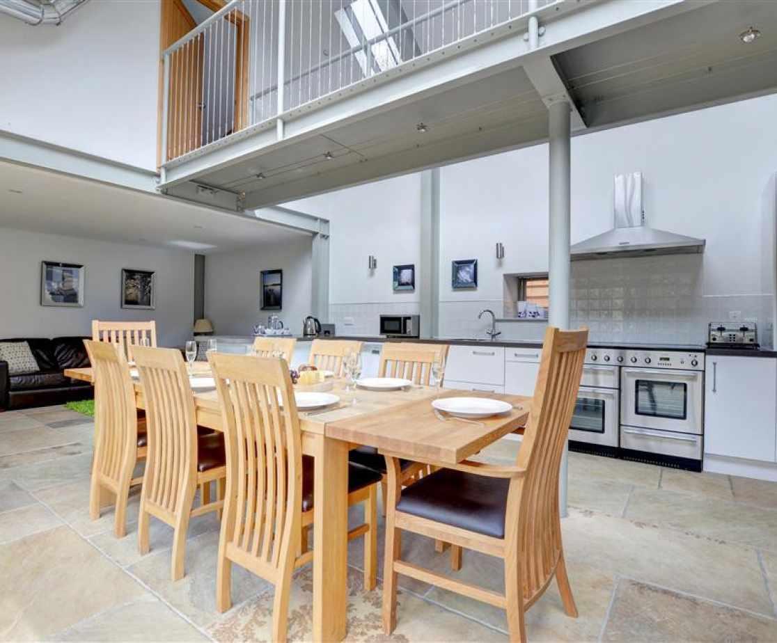 Dining Kitchen - View 1