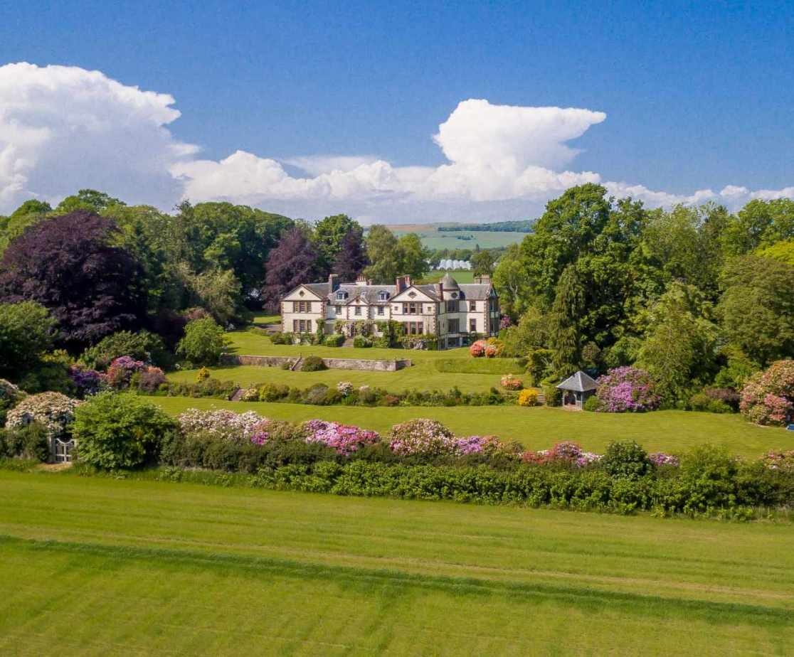 Set within 12 acres of grounds, there is plenty to see and do at this large holiday house