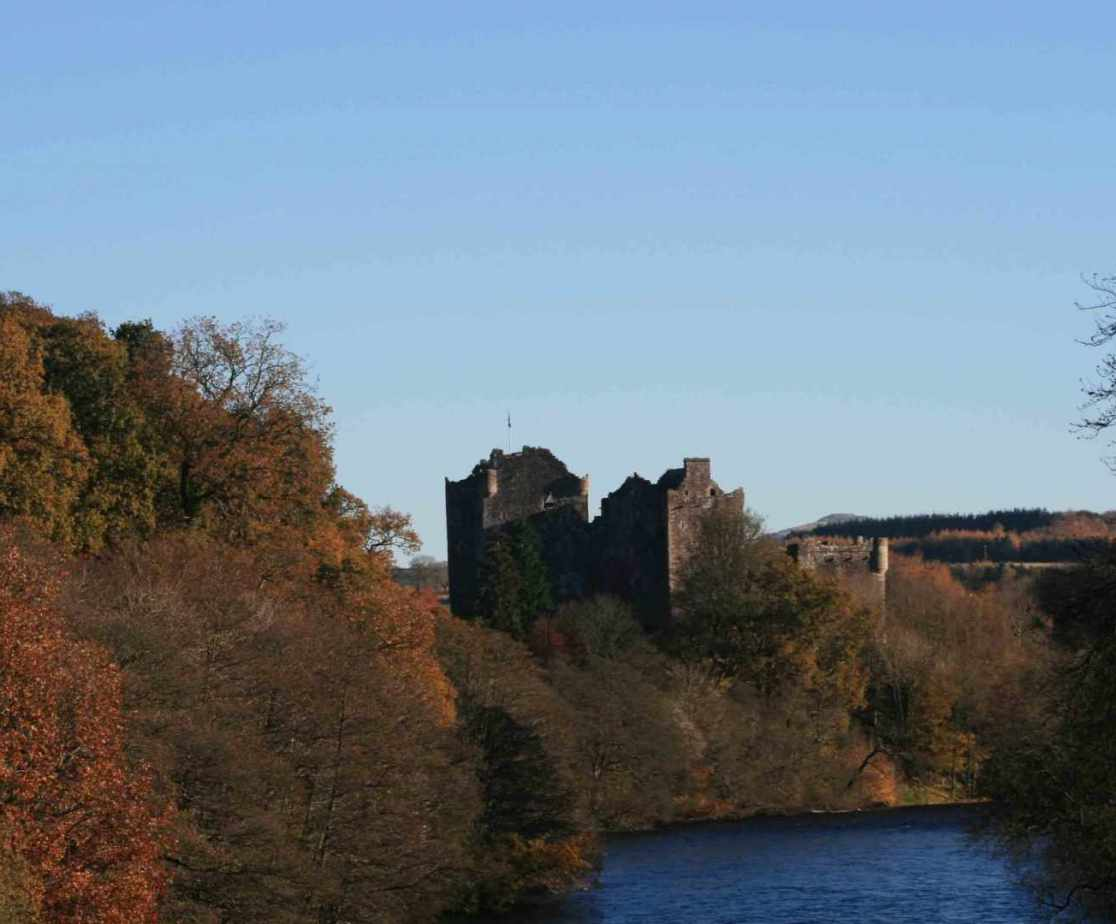 Or Doune Castle ...
