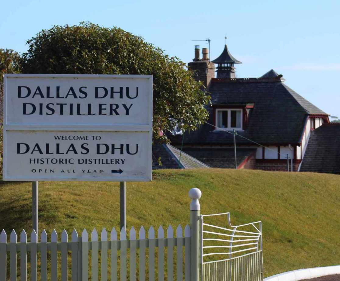Dallas Dhu Distillery is one of many to visit