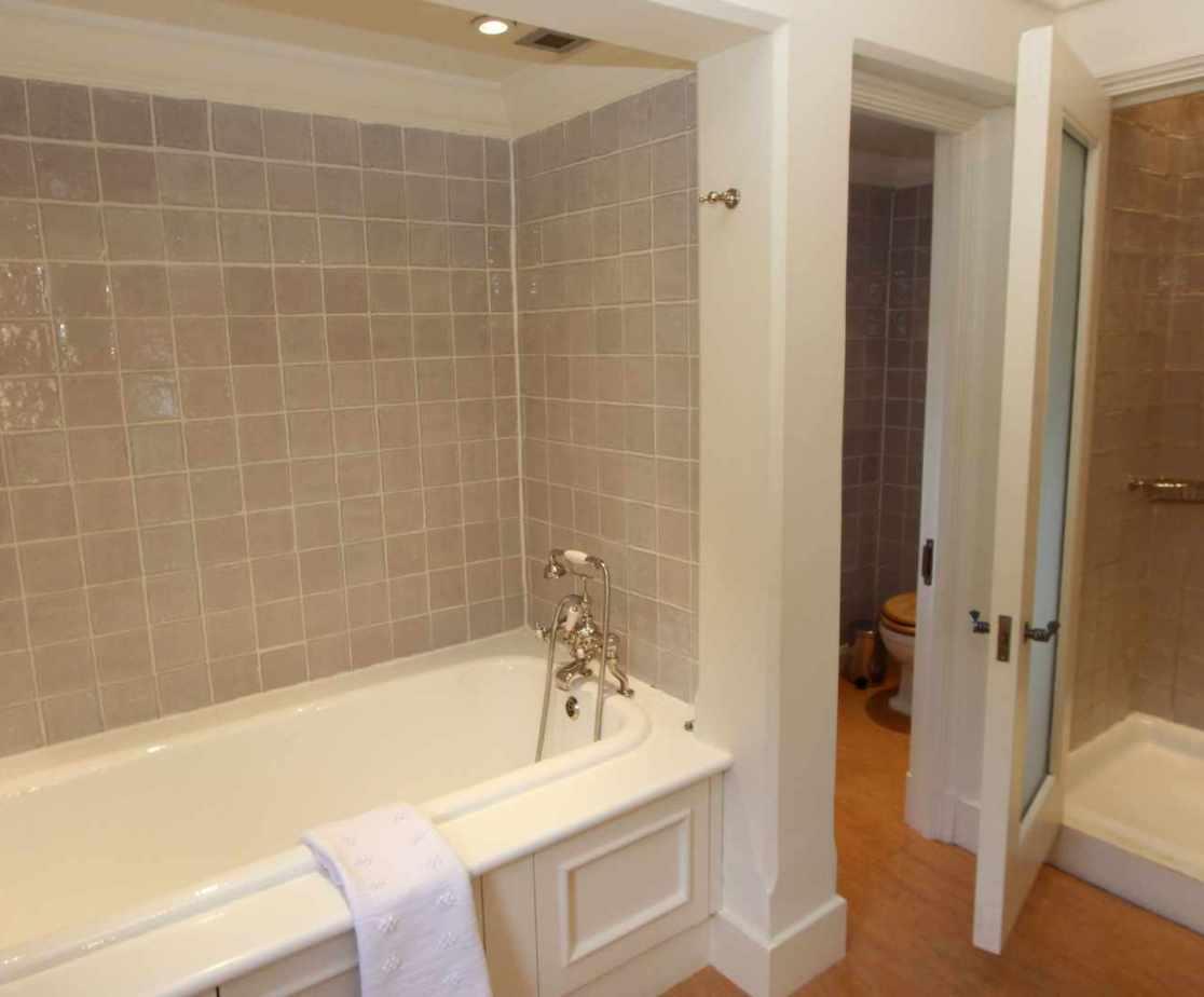 Stylish en-suite bathroom for bedroom 4
