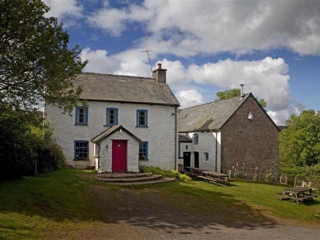 Llynwin Farmhouse