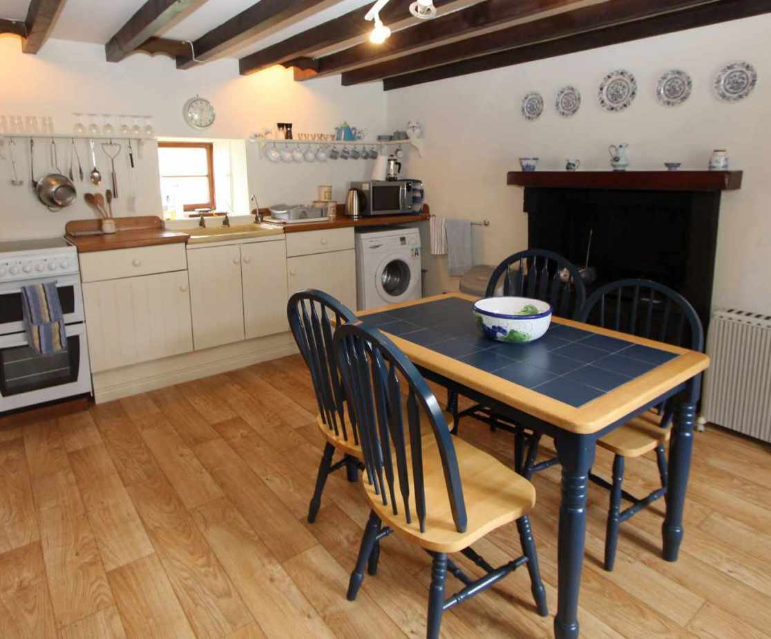 Stable Cottage open plan kitchen/diner
