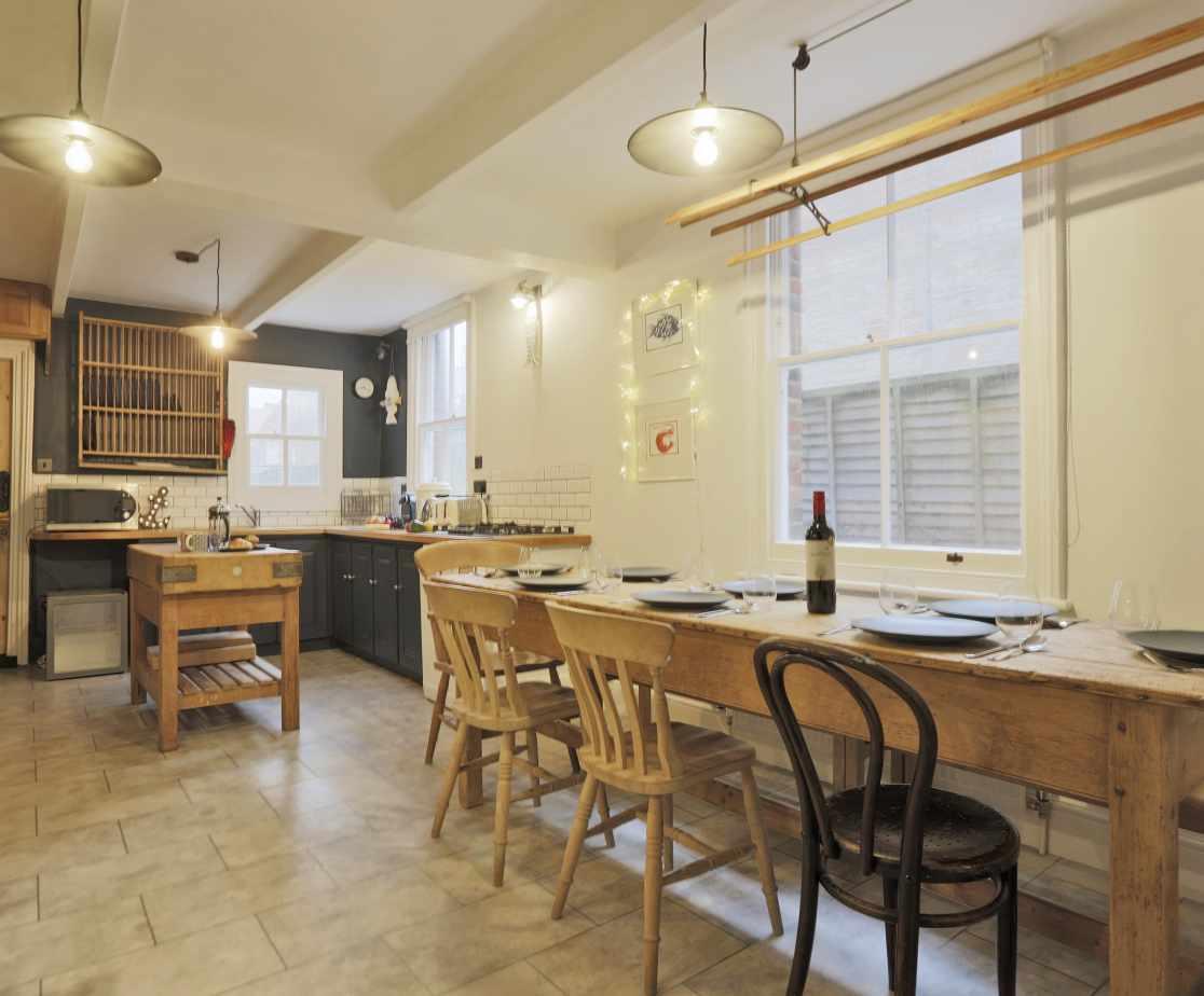 Kitchen/diner - view 3