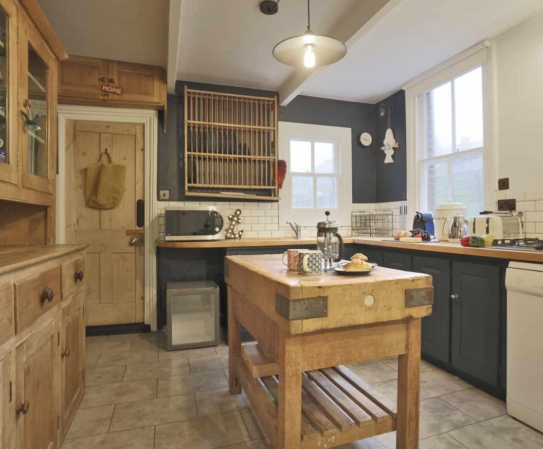 Kitchen/diner - view 2