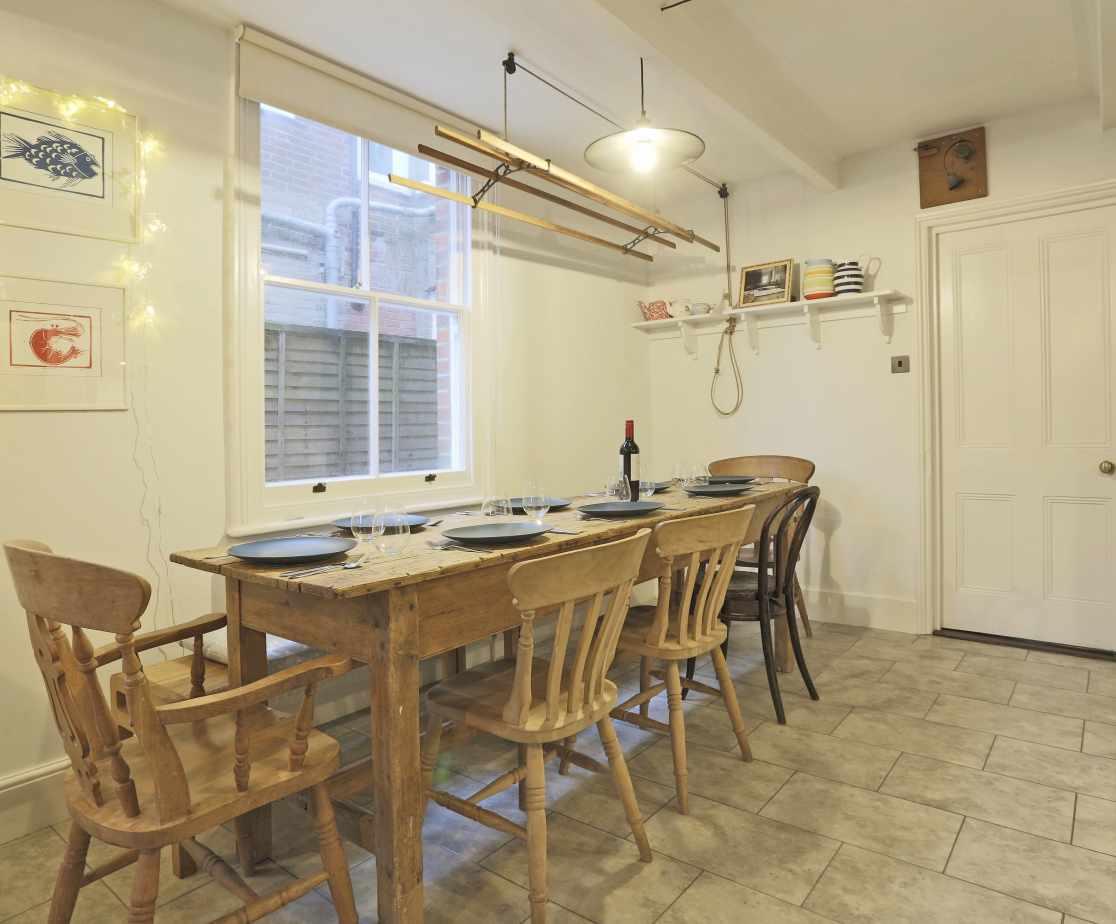 Kitchen/diner - view 4
