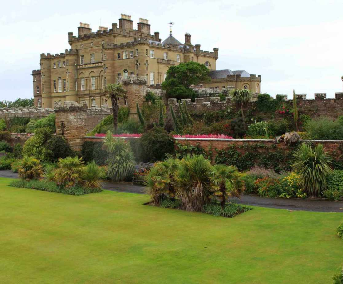 Culzean Castle is always worth visiting