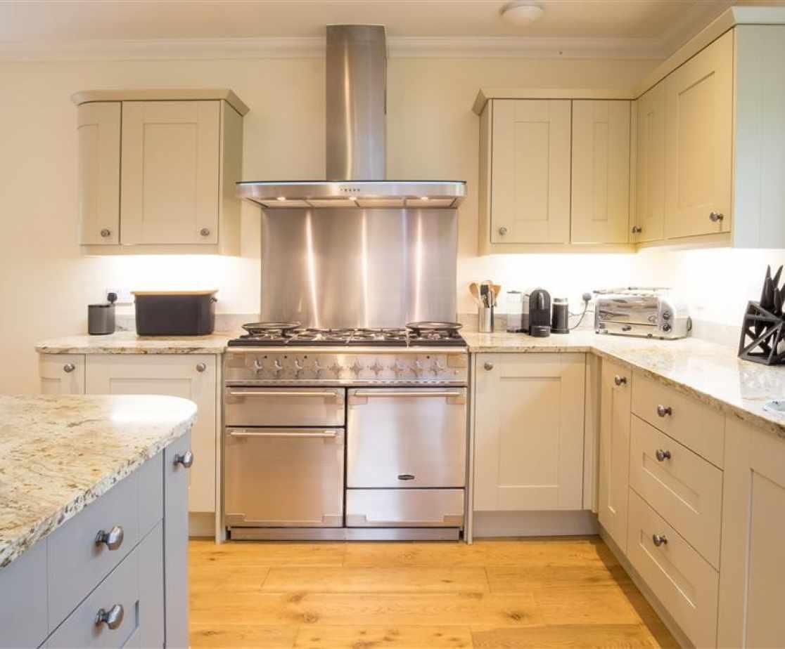 Teal House, Walberswick stove