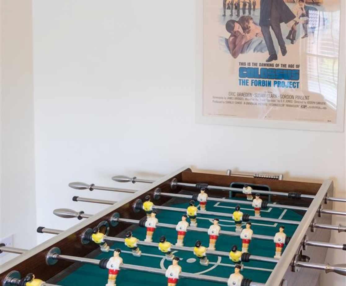Teal House, Walberswick games