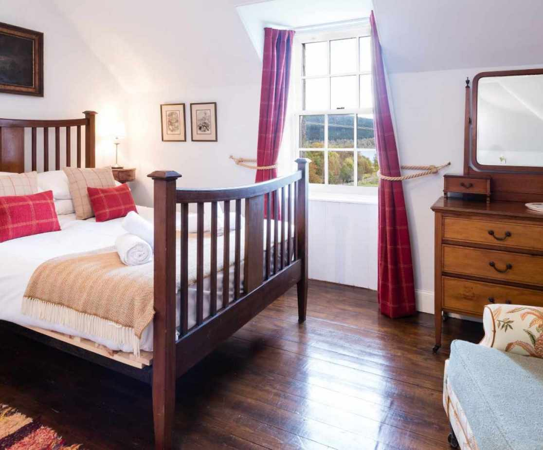 Well furnished, comfortable bedrooms