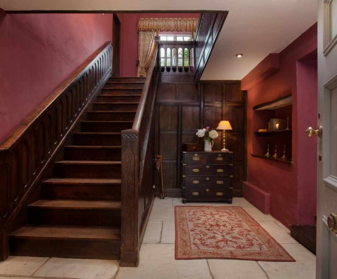 A distinctive period property
