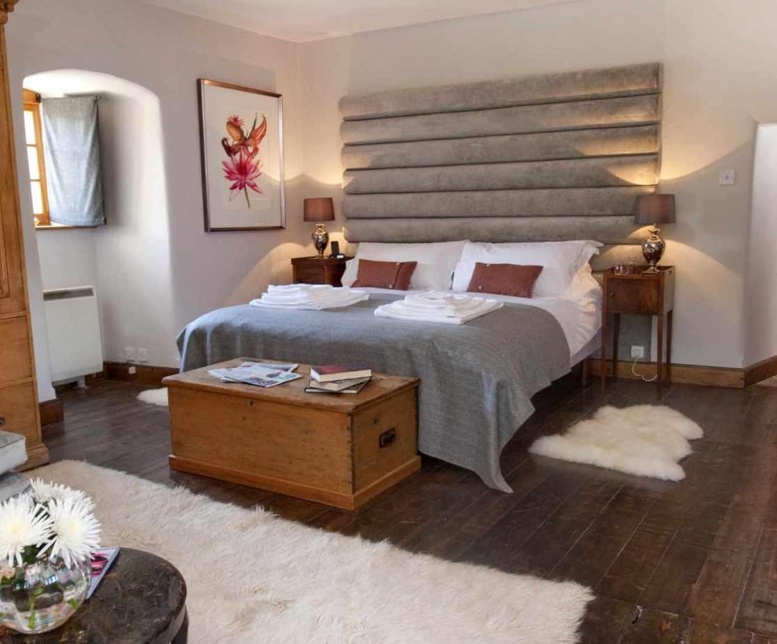 \'Buccleuch\' bedroom on the second floor