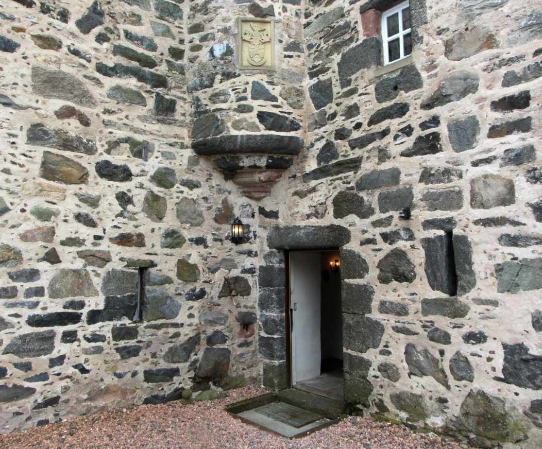 Step inside this Scottish castle near Alyth