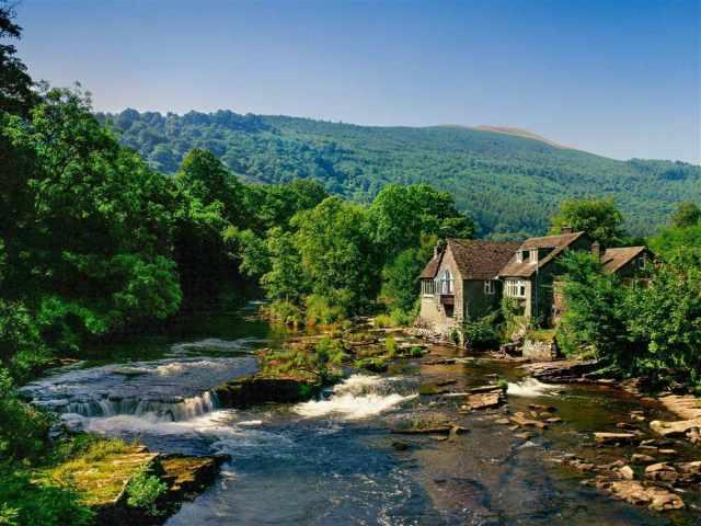 New Buckalnd Mill-