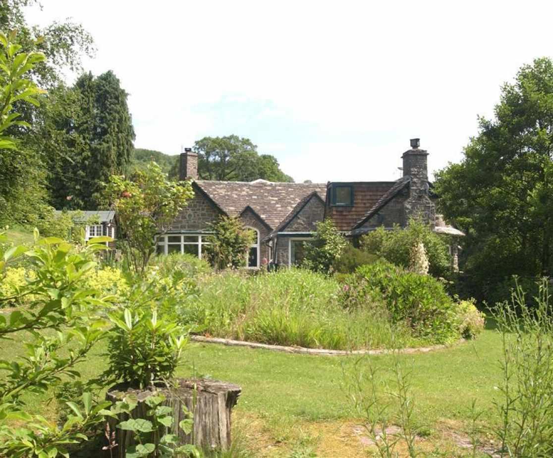 Garden at Buckalnd Mill