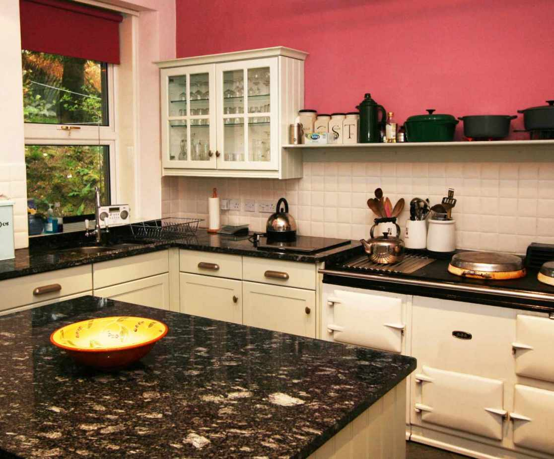 Nice well equipped kitchen makes your holiday so much easier